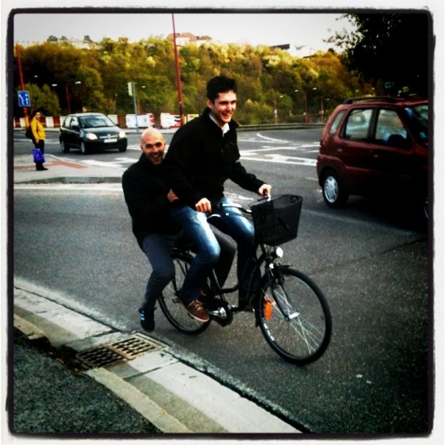 Zaviedli sme firemné bicykle – WebSupport blog 4bca4e41c5f